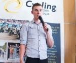 AJ WA cycling sportsstar