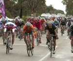 AJ 3rd in Tour of Murray River