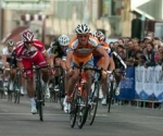 AJ wins Australian National Criterium Title 2012