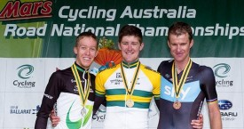 Luke wins, Cam 2nd in Aus TT Champs 2012