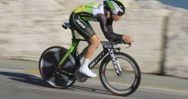 Cameron Meyer brilliant inaugural showing in the 2012 Tirreno Adriatico
