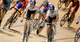 Media Release – Cam and Leigh get World Madison bronze
