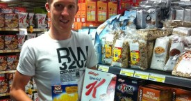 Cereal Killer on the loose in Andorra…