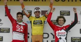 MEDIA RELEASE – AJ wins Tour of South Coast GC