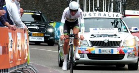 Damien Howson claims bronze medal in U23 Individual World TT Champs