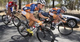 Aaron Donnelly still leads the Jayco Herald Sun Tour after Stage 2