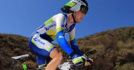 Cameron Meyer wins Tour De Suisse Stage 1 Time Trial