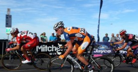 Anthony Giacoppo wins his second stage in Tour of Gippsland