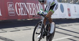 Damien Howson wins U23 World Time Trial Championships
